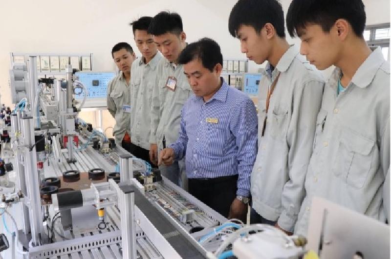 Trường Cao đẳng Cơ điện Phú Thọ liên tục tuyển sinh các lớp sơ cấp nghề